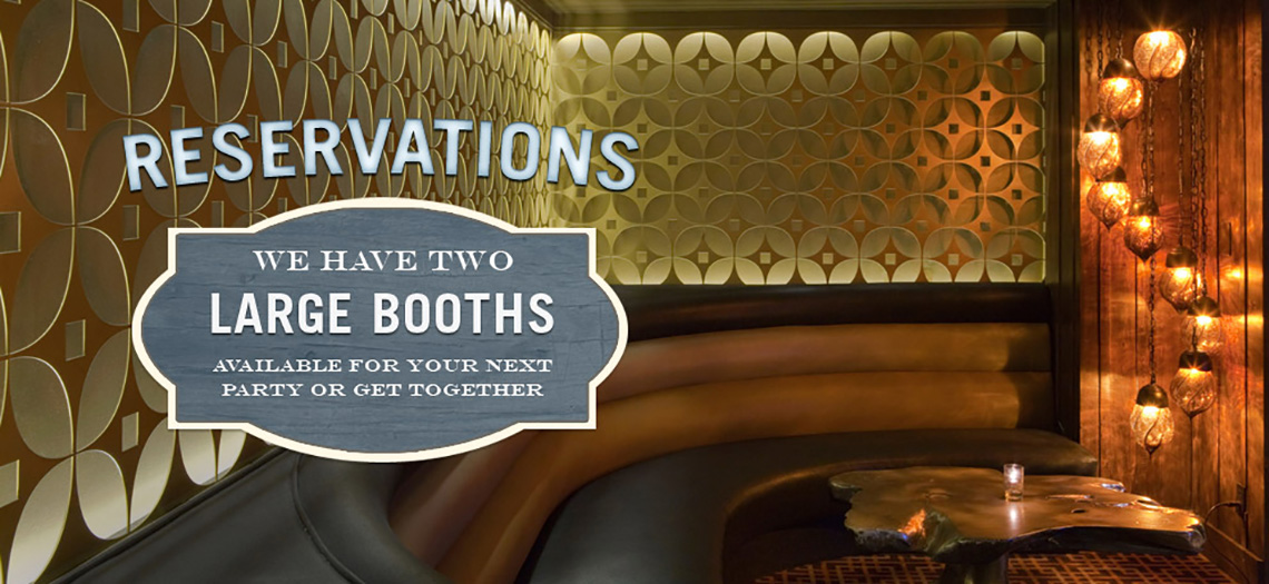 Large Booths